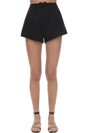 COPERNI Bluetooth Stretch Wool Shorts