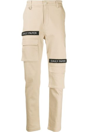 Daily paper Cargohose mit Logo-Patch