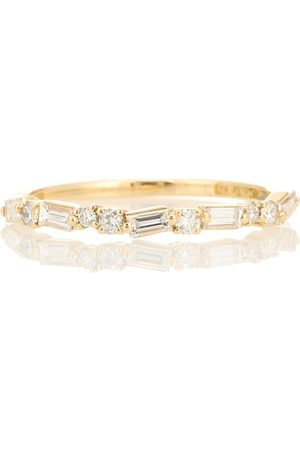 Suzanne Kalan Ring aus 18kt Gelbgold mit Diamanten