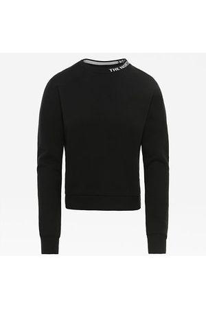 The North Face Damen Zumu Pullover Mit Rundhalsausschnitt Tnf Black Größe L Women