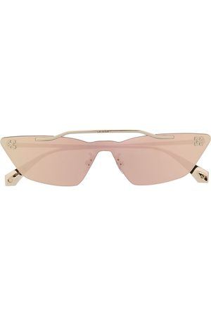 OFF-WHITE Metal Mask' Sonnenbrille