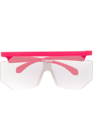 OFF-WHITE Sonnenbrille mit Logo