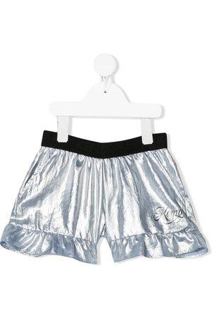 Kenzo Shorts mit Rüschen