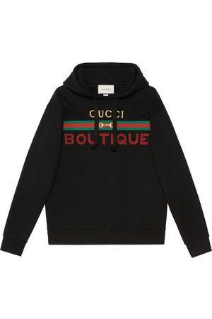 Gucci Herren Sweatshirts - Kapuzenpullover mit Print