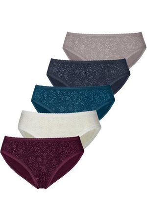 Petite Fleur Jazz-Pants Slips (5 Stück) mit weicher Spitze