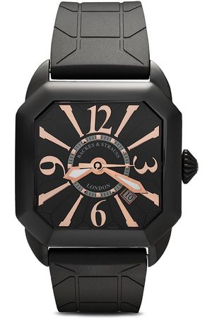 Backes & Strauss Berkeley Black Knight' Armbanduhr, 43mm