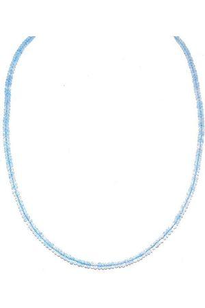 Firetti Collier »Filigran, , 4 mm breit, facettiert«, mit Topas, Made in Germany