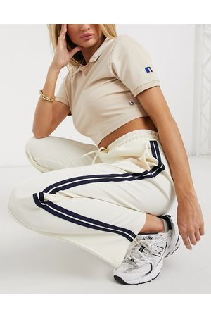 Russell Athletic – Archive – Jogginghose in Creme