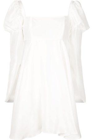 Macgraw Kleid mit Puffärmeln