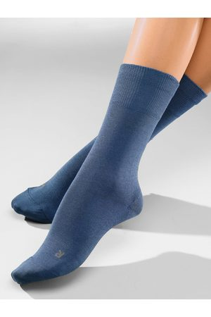 Avena Herren Diabetiker-Socken einfarbig