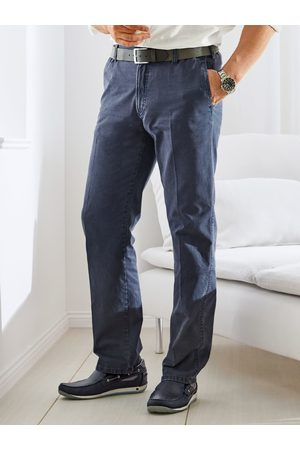 Avena Herren Stretch-Hose einfarbig