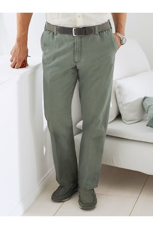 Avena Herren Stretchhosen - Herren Stretch-Hose einfarbig