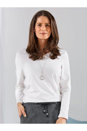 Avena Damen T-Shirts, Polos & Longsleeves - Damen Shirts einfarbig