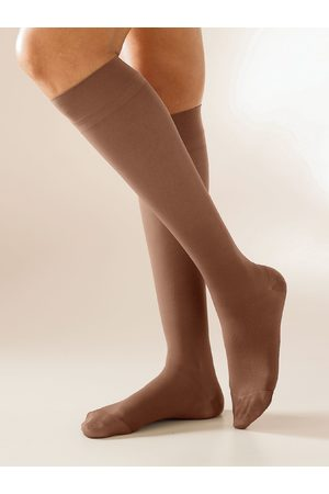 Avena Damen Socken & Strümpfe - Damen fit-Stützkniestrümpfe 70 den