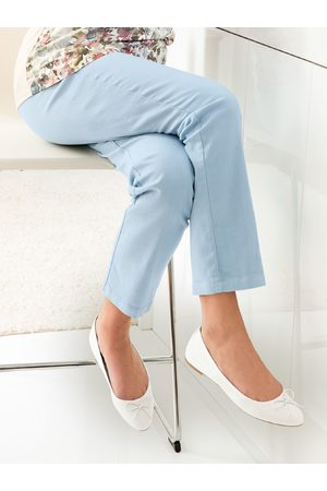 Avena Noch offen: Marke Damen Powerstretch-Hose feminin