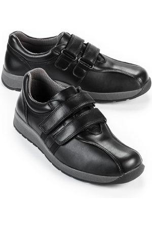 Avena Herren Sneakers - Herren Hallux-Bequem-Klettslipper