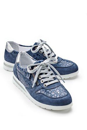 Avena Damen Reißverschluss-Sneaker Softness