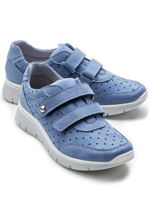 Avena Damen Sneakers einfarbig