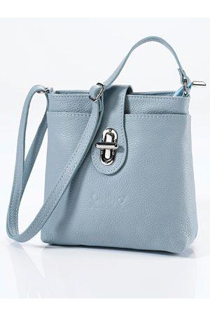 Avena Noch offen: Marke Damen Leder-Handtasche Rundum Sorglos