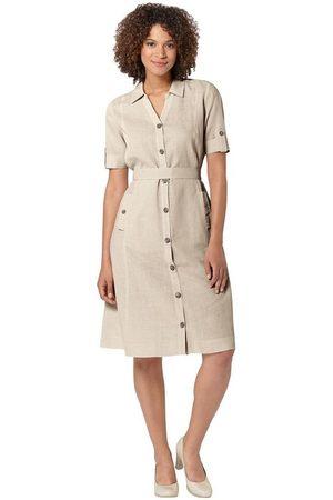 Casual Looks Damen Freizeitkleider - Hemdblusenkleid »Kleid«