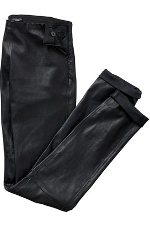 Mey & Edlich Damen Lederleggings