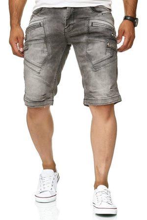 Redbridge Shorts »Saint Petersburg« im Used-Look