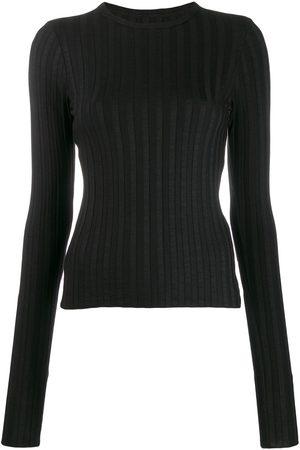 SIMON MILLER Damen Strickpullover - Pullover mit schmalem Schnitt