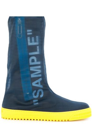 OFF-WHITE Sample' Stiefel