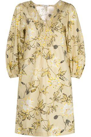 Dorothee Schumacher Hemdkleid mit Blumen-Print