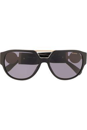 VERSACE Klassische Pilotenbrille