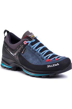 Salewa Ws Mtn Trainer 2 Gtx GORE-TEX 61358-8679 Dark Denim/Fluo Coral