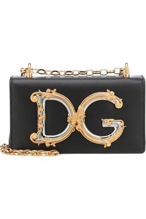 Dolce & Gabbana Schultertasche DG Girls Small