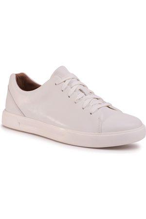 Clarks Un Costa Lace 261401647 White Leather