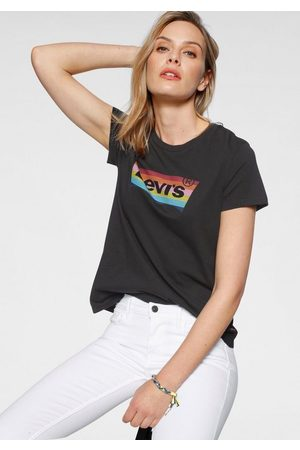 Levi's T-Shirt »The Perfect Tee« Print in Regenbogenfarben