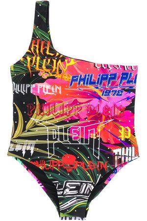 Philipp Plein Jungle Rock' Badeanzug