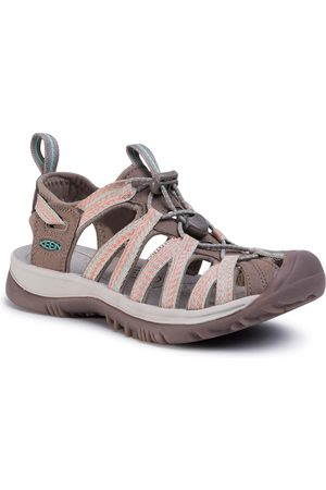 Keen Whisper 1022810 Taupe/Coral