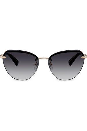 Bvlgari Cat-Eye-Sonnenbrille im Oversized-Look