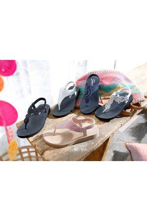 Skechers »Meditation - New Moon« Sandale mit Gummizug für einen guten Halt