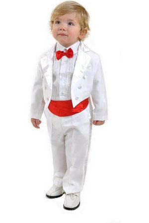 Family Trends Anzug im 5-teiligen Set mit elegantem Kummerbund