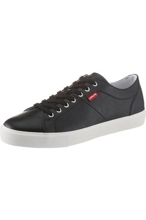 Levi's Herren Halbschuhe - »WOODWARD« Sneaker mit Ziernähten