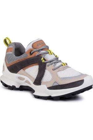 Ecco Biom C-Trail W Low1 80310351832 Gravel/Volluto/White