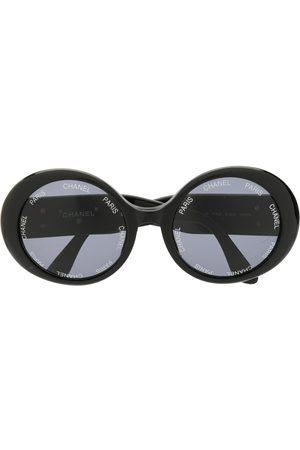 CHANEL Sonnenbrille mit CC-Logo