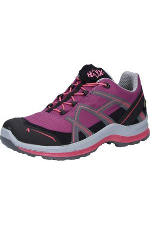 Haix Wanderschuhe Black Eagle Adv. 2.1 low, purple/rose, UK 4.5 / EU 37
