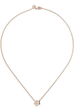 SHAUN LEANE Cherry Blossom' Halskette mit Diamanten