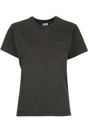 Fake Alpha Vintage T-Shirt mit Print