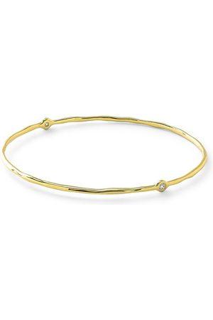 Ippolita Damen Armbänder - 18kt 'Superstar' Goldarmreif mit Diamanten