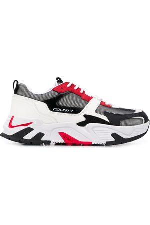 MARCELO BURLON C-Run 3000' Sneakers