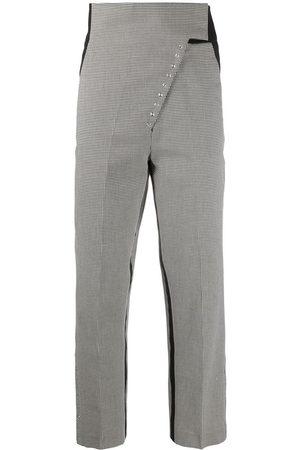 COPERNI Damen Hosen & Jeans - Hose mit Hahnentrittmuster