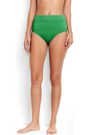 Lands' End Damen Tankinis - Hohe Control Bikinihose BEACH LIVING