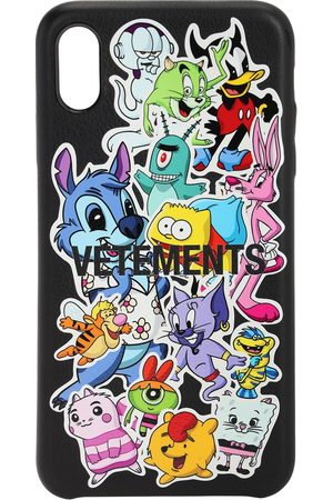 Vetements Monster Stickers Iphone Xs Max Cover